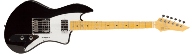 Lace Cybercaster Standard Series Electric Guitar Raven Black