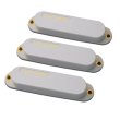 Lace Pickups Lace Sensor Gold 3-Pack (S:S:S) (5.8K) White Covers