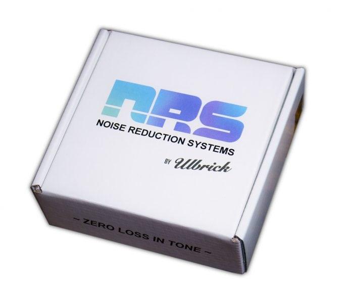 ULBRICK NRS Noise Reduction System Press Shot
