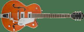 Gretsch G5420T Electromatic Hollow Body Single-Cut Orange Stain 2506011512_gtr_frt_001_rr