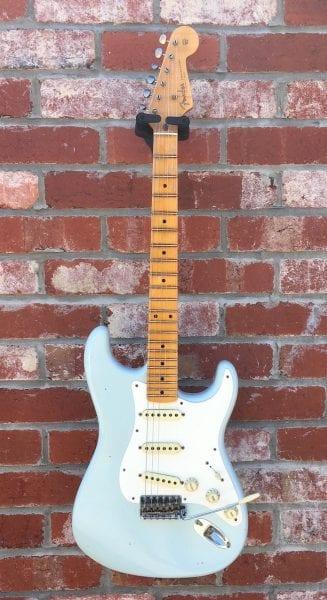 Fender Custom Shop LTD Custom 50's Stratocaster Journeyman Relic Aged Sonic Blue 1