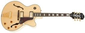 Epiphone Joe Pass Emperor II Vintage Natural Electric Guitar