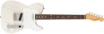 Fender Jimmy Page Mirror Telecaster Rosewood Fingerboard White Blonde0119210801_gtr_frt_001_rr
