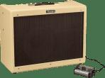Fender Hot Rod Deluxe Blonde Oxblood Cannabis Rex 2