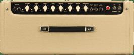 Fender Hot Rod Deluxe Blonde Oxblood Cannabis Rex 4