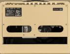 Fender Hot Rod Deluxe Blonde Oxblood Cannabis Rex rear