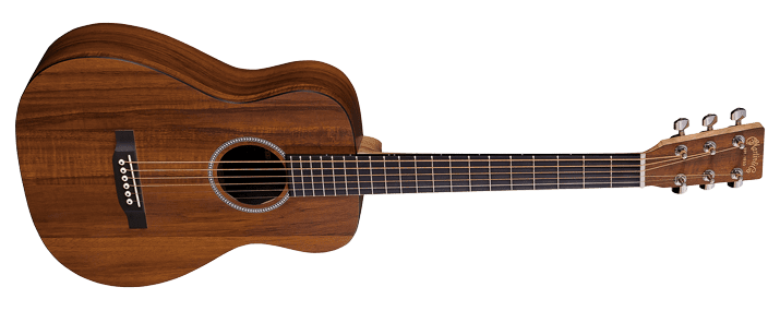 Martin LXK2 Little Martin Koa Acoustic Electric Guitar