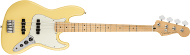 Fender Player Jazz Bass Maple Fingerboard Buttercream