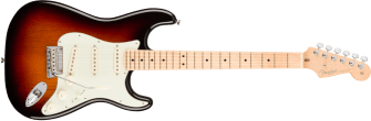 Fender American Professional Stratocaster 3 Colour Sunburst Maple Neck 0113012700_gtr_frt_001_rr