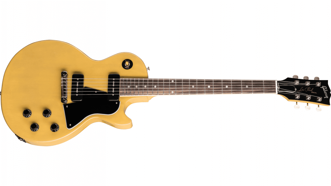 Gibson Les Paul Special TV Yellow