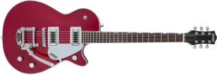 Gretsch G5230T Electromatic Jet FT Single-Cut with Bigsby Red 2507210516_gtr_frt_001_rr