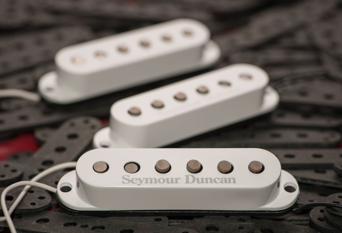 Seymour Duncan SSL-5 Custom Staggered Set