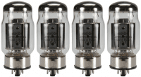 Electro-Harmonix 6550 Power Tube Quartet New Old Stock