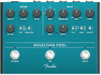 Fender Reflecting Pool Delay Reverb Pedal 0234546000_pdl_frt_001_nr
