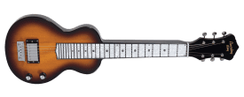 Recording King Lap Steel with Humbucking Pickup Sunburst