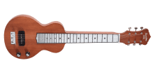 Recording King Lap Steel with P90 Pickup Natural Mahogany