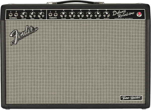 Fender Tone Master Deluxe Reverb 1x12 Guitar Amplifier 2274103000