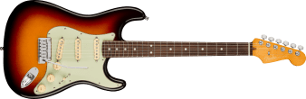 Fender American Ultra Stratocaster Rosewood Fingerboard Ultraburst 0118010712