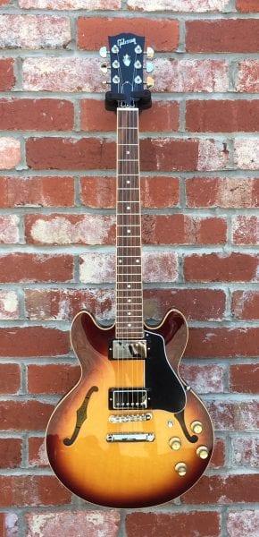 Gibson ES-339 Gloss Light Caramel Burst