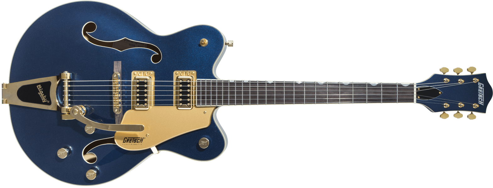 Gretsch G5422TG Limited Edition Electromatic Midnight Sapphire 1