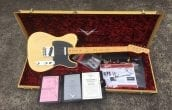 Fender Custom Shop Broadcaster Limited Edition 70th Anniversary Blonde 1