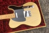 Fender Custom Shop Broadcaster Limited Edition 70th Anniversary Blonde 3