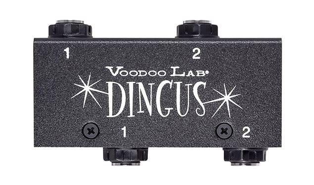 Voodoo Lab Dingus Dual 1:4 Feed 1