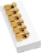 Fender American Standard Series StratocasterTelecaster Tuning Machines Gold (6) 0990820200