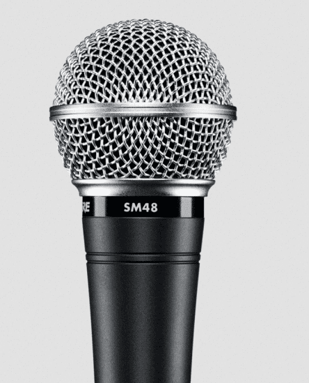 SM 48 Microphone picture