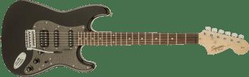Squier Affinity Series Stratocaster HSS Laurel Fingerboard Montego Black Metallic 0370700564_gtr_frt_001_rr