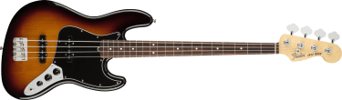 Fender American Performer Jazz Bass Rosewood Fingerboard 3-Color Sunburst 0198610300_gtr_frt_001_rr