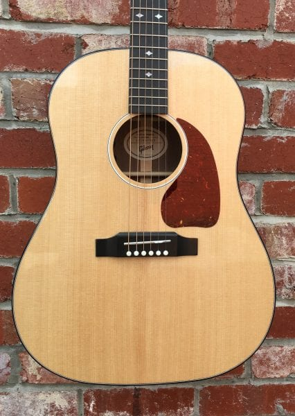 Gibson G45 Standard Acoustic Guitar Antique Natural Main