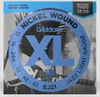 D'Addario EJ21 Nickel Wound Electric Strings Wound 3rd Jazz Light Set (12-52)