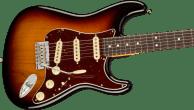 American Professional II Stratocaster 3-Color Sunburst Electric Guitar 3
